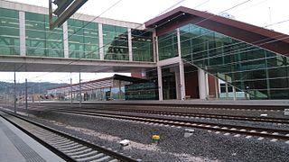 Bilecik YHT railway station