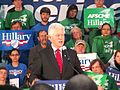 Bill Clinton in Madison, Wis. (2265291099).jpg