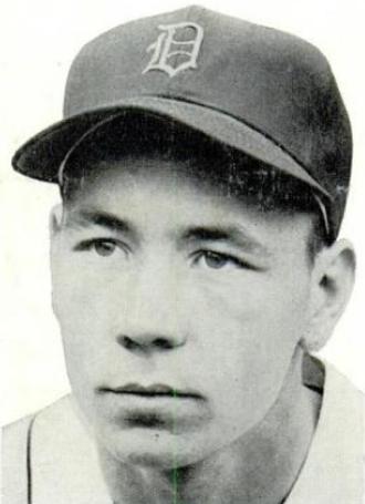 Bill Tuttle - Tuttle in 1954.