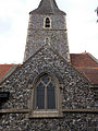 Birchington All Saints Church 04 - South transept south window.jpg