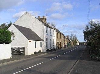 Birgham - Image: Birgham Village