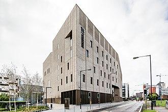 Conservatoires UK - Royal Birmingham Conservatoire from Jennens Road