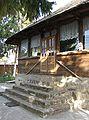 Biserica de lemn Sf Nicolae Vechi din satul Starchiojd comuna Starchiojd judetul Prahova Romania 6.jpg