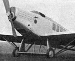 Blériot 111-1 left front L'Aéronautique April,1929.jpg