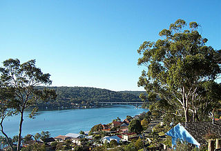 Blackwall, New South Wales Suburb of Central Coast, New South Wales, Australia