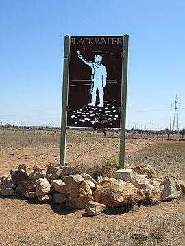 Blackwater, Queensland - Wikipedia