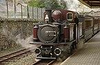 Blaenau Ffestiniog railway station MMB 05 Merddin Emrys.jpg