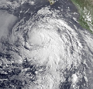 Tropical Storm Blanca (2009) Pacific tropical storm in 2009