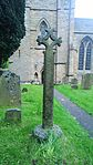 Churchyard Cross 17m West of Door of Church of St. Mary
