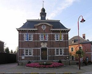 Blegny - Image: Blegny Casa de la Vila
