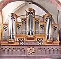 Bliesen St. Remigius Innen Orgelempore 01.JPG