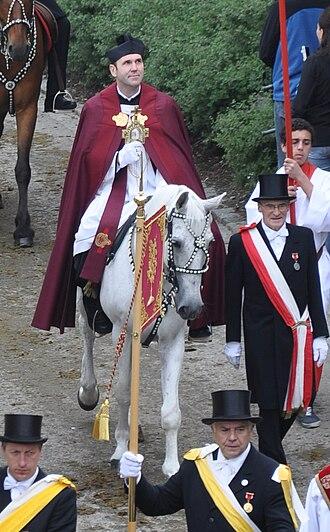 Blutritt - The Rider of the Holy Blood of Weingarten Blutritt, 2011