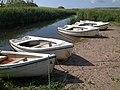 Boats, Slapton reserve - geograph.org.uk - 1362144.jpg