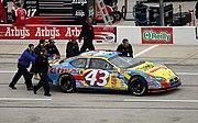 Bobby Labonte's 2007 #43 car