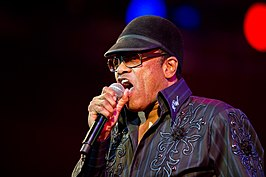 Bobby Womack in 2010.