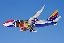 Boeing 737-700 (Southwest Airlines) at Denver.jpg