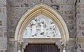 Boisset St Priest Eglise Sainte Jucondine Tympan.jpg