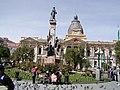 Bolivien - La Paz - Plaza Murillo - 26.04.2005 - panoramio.jpg
