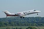 Bombardier Learjet 40 'N700KG' (41197845854).jpg