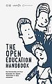 Book cover The Open Education Handbook 2014.jpg
