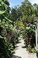 Border path in Victorian garden Quex House Birchington Kent England.jpg