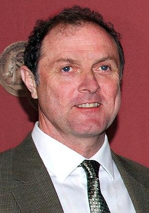 Boris McGiver - McGiver at the 73rd Peabody Awards, May 2014