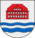 Coat of arms of Borstel-Hohenraden