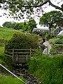 Bortree Stile garden - geograph.org.uk - 871775.jpg