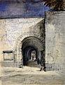 Boschpoort, Maastricht (A Schaepkens, voor 1869).jpg