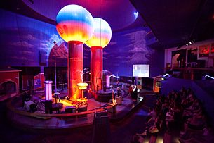 Boston Museum of Science, Theater of Electricity.jpg