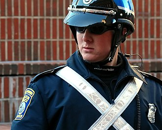 Boston Police Department - A Boston Police Special Operations officer