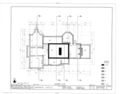 Bowman's Castle, Front and Second Streets, Brownsville, Fayette County, PA HABS PA,26-BROVI,1- (sheet 1 of 7).png