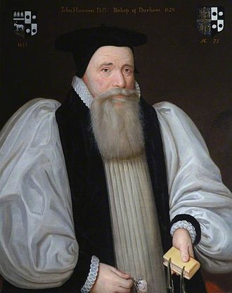 Bishop of Oxford - Image: Bp John Howson