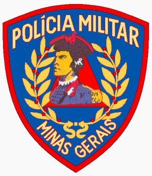 Military Police of Minas Gerais State - Image: Brasão PMMG