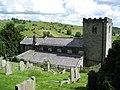 Brassington - St.James Church view from Hillside Lane - geograph.org.uk - 872295.jpg