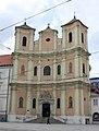Bratislava, the Cathedral of St John of Matha and Felix of Valois, Bratislava.JPG