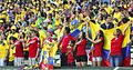 Brazil and Colombia match at the FIFA World Cup 2014-07-04 (40).jpg