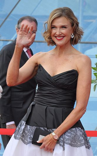 Brenda Strong - Strong at the 2013 Monte-Carlo Television Festival