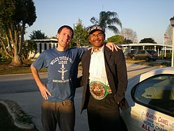 "Brian D'Ambrosio, with Marvin Camel, ""Warrior in the Ring"".jpg"