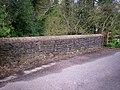 Bridge near Felin Cwrt, Login - geograph.org.uk - 1273905.jpg