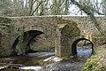 Bridge over the Afon Morlais - geograph.org.uk - 1172292.jpg