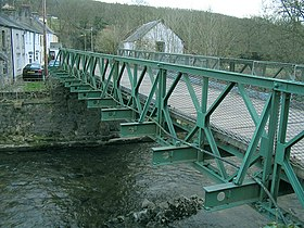 Bridge over the river Tawe west of Abercraf - geograph.org.uk - 145866.jpg