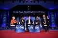 Bridgett Wagner, Salena Zito, Rick Santorum, Niger Innis & Robert Davi (33118633256).jpg