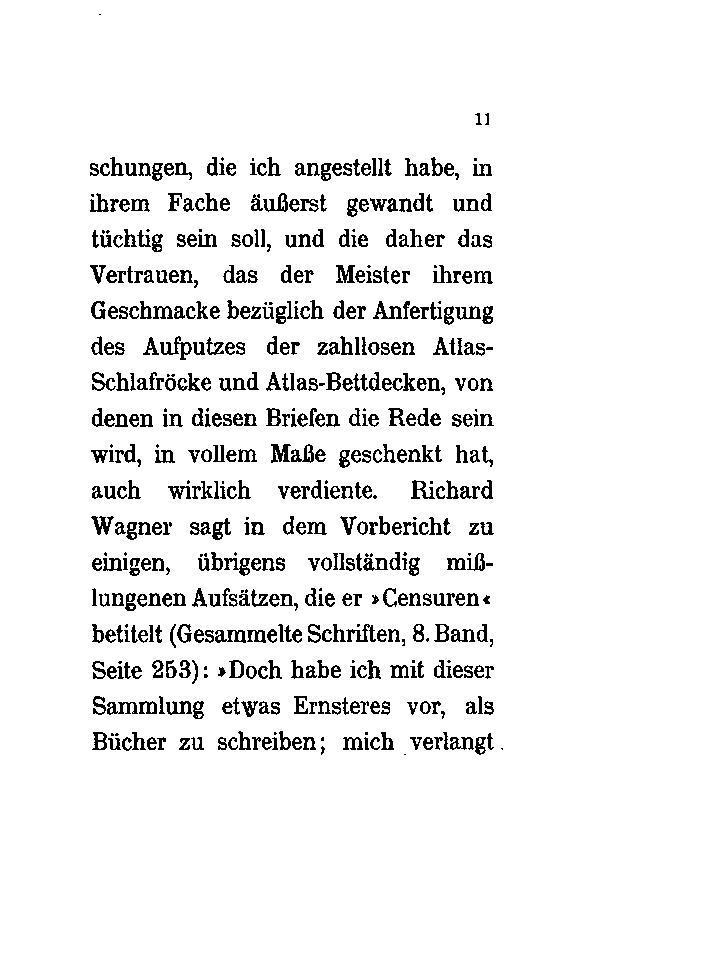 Seitebriefe Richard Wagners An Eine Putzmacherinpdf27 Wikisource