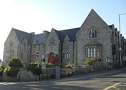Brighton Forum (iama Diocesan Training College), Viaduct Road, Brajtono (IoE Code 480569).jpg
