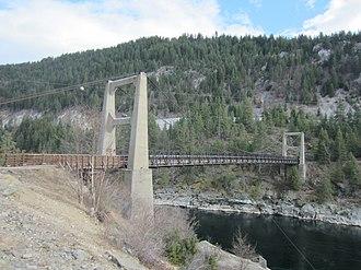 Brilliant Suspension Bridge - Brilliant Suspension Bridge
