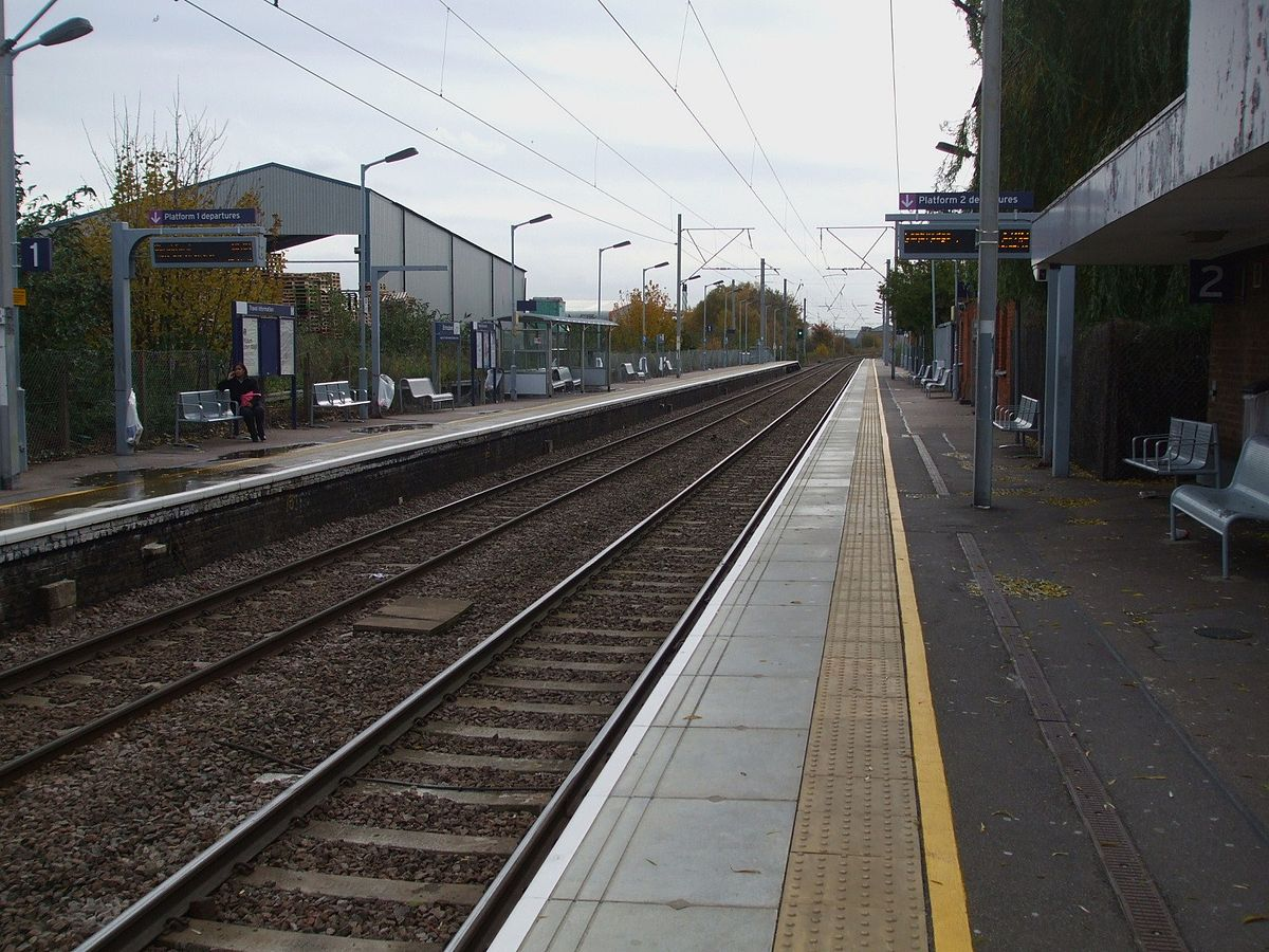 Brimsdown Railway Station Wikipedia