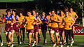 Brisbane Lions at training.jpg