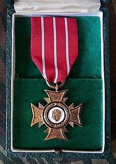 Bronze Cross of Rhodesia