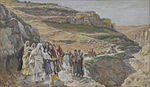 Brooklyn Museum - Jesus Discourses with His Disciples (Jésus s'entretient avec ses disciples) - James Tissot.jpg
